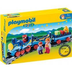 PLAYMOBIL 6880 / Sternchenbahn mit Schienenkreis