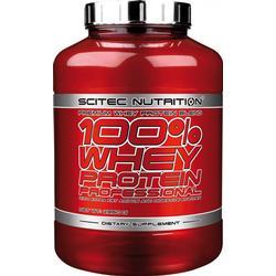 Scitec 100% Whey Protein Professional 2350g Lemon Cheesecake