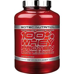 Scitec 100% Whey Protein Professional 2350g Vanilla Very Berry