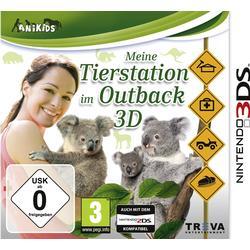 Meine Tierstation im Outback 3D (3DS) DE-Version