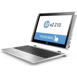 "HP x2 210 G2 25,7 cm (10"") Detachable Touch Notebook Intel� Atom x5-Z8350, 4..."
