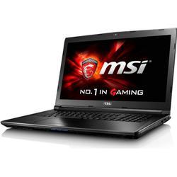 MSI GL72-6QFi78FD - Gaming Notebook - Vorführware