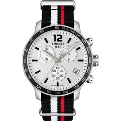 Tissot QUICKSTER Chrono T095.417.17.037.01 Herrenchronograph