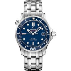Omega 212.30.36.20.03.001 Seamaster Diver 300m Co-Axial 36.25mm Blue/Steel Ø336