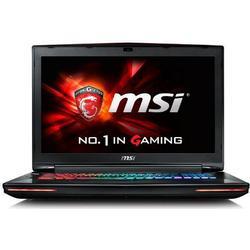 MSI GT72-6QEG81FD Gaming Notebook 17.3 Zoll Full HD i7-6700HQ 8GB 1TB HDD GTX 980M - ohne Windows