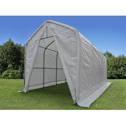 Zelthalle multiGarage 4x12x3,5x4,5m, Weiß