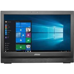 MSI AIO Pro 20T 6M-006XDE schwarz 50.8cm 20Zoll Multi-Touch Intel Core i3-6100 4096MB DDR3 128GB M.2