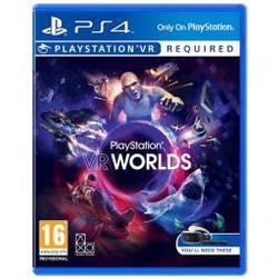 PlayStation VR Worlds (VR only) (PS4)