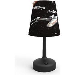 Philips LED-Tischlampe Star Wars LED LED fest eingebaut 0.6 W Star Wars Spaceships Schwarz