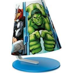 Philips Marvel Avengers LED Tischleuchte, blau 717643516
