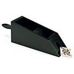 Juego JU00506 Cipro Casino Kartenmischer Pokerkarten Kartenspiel / Schwarz