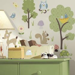 Home Sticker ´´Waldtiere´´