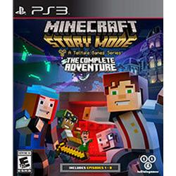 Minecraft Story Mode - The Complete Adventure [PlayStation 3]