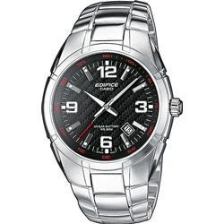 Casio Edifice – Herren/Armbanduhr mit Analog/Display und Edelstahlarmband – EF/125D/1AVEF