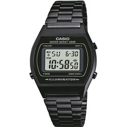 Casio B640WB-1AEF Casio Collection Black/Steel 35x38.9 mm