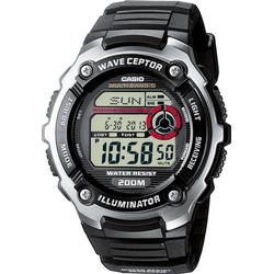 Casio WV-200E-1AVEF Radio Controlled Resin plastic Ø47.7 mm
