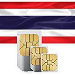 travSIM Thailand Prepaid Daten SIM Karte + 100MB für 7 Tage / Standard,Micro & Nano SIM