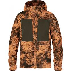 FjallRaven Lappland Hybrid Jacket Camo - Orange Camo - Jagdjacken XL