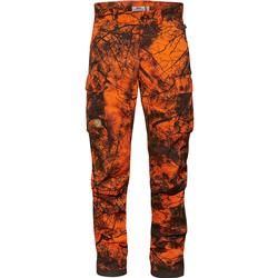 FjallRaven Brenner Pro Winter Trousers Camo - Orange Camo - Jagdhosen 56