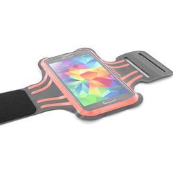 Smartphone Armband - Grau/Orange