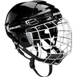 BAUER Eishockey-Helm 2100 Combo inkl. Gitter, Größe: L