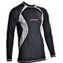 Sherwood Kinder Unterwäsche Funktions 3m Shirt Junior, Schwarz, M, 8426