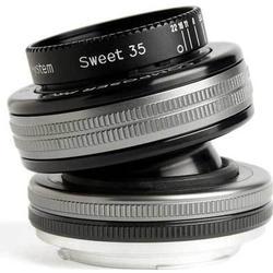 Lensbaby Tilt-Objektiv »Composer Pro II incl. Sweet 35 Optic Canon EF«