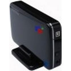 DIGITUS 3,5 SATA Festplatten-Gehäuse, USB 2.0, Kunststoff