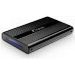 fantec 2,5 SATA Festplatten-Gehäuse DB-228U3-6G, USB 3.0