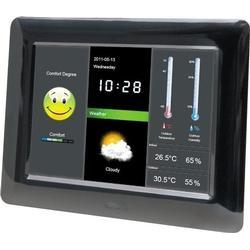 Braun Phototechnik Digitaler Bilderrahmen »Braun DigiFrame 800 Weather 20,3cm (8 )«
