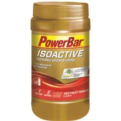 POWERBAR Isoactive Drink Red Fruit Punch Pulver 600 g