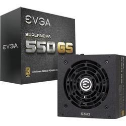 EVGA 220/GS/0550/V2 Netzteil 550W SuperNova 550GS Modular (80+ gold)