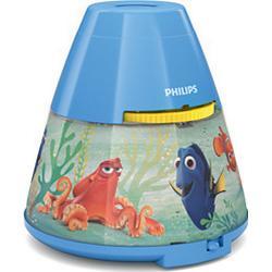 Philips 717699016 Disney Findet Dorie LED-Projektor Nachtlicht