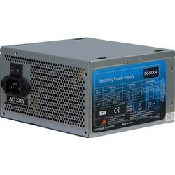 Inter/Tech SL500 PC/Netzteil (500 Watt, 120mm Lüfter, ATX)