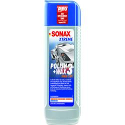 SONAX Xtreme Polish+Wax 3 NanoPro, 250 ml