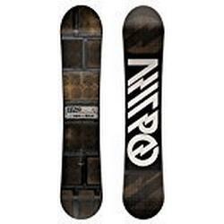Nitro Herren Magnum'17 Snowboard, Board, 159