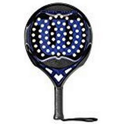 Wilson Badmintonschläger wrt950300, Größe NS, Unisex – Erwachsene, Schwarz/Blau