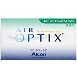 Alcon Air Optix For Astigmatism weich, 6 Stück / BC 8.7 mm / DIA 14.5 mm / CYL /1.75 / ACHSE 140 / + 6 Dioptrien