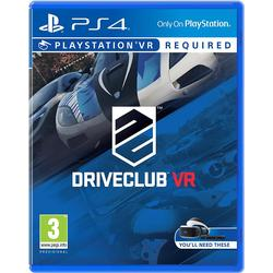 Driveclub VR (PlayStation 4)