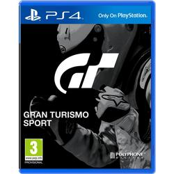 Gran Turismo Sport - PlayStation PS4 - deutsch - Neu / OVP
