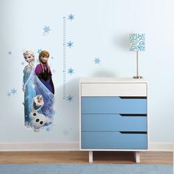 """Disney's """"Frozen - Die Eiskönigin"""" Wandaufkleber und Maßband"""