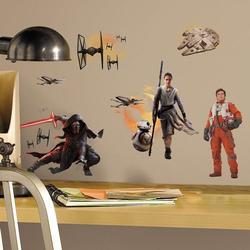 Star Wars Episode VII Wandaufkleber