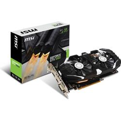 MSI GeForce GTX 1060 6GT OCV1 6GB DDR5 RAM 192bit 1xDVI 1xHDMI 1xDP