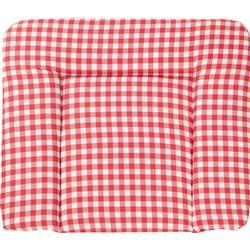 Roba - Wickelauflage soft Sunny Day, rot, 85 x 75 cm