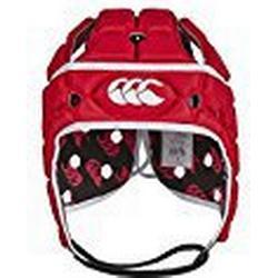 Canterbury Kopfschutz mit Luftlöchern Kid's mehrfarbig rot / schwarz S