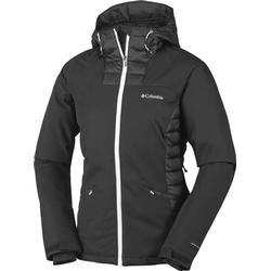 Columbia Columbia Salcantay Ski-Kapuzenjacke Damen - Black, White - Winterjacken S