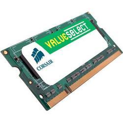 CM3X4GSD1066 - 4 GB SO DDR3 1066 CL7 Corsair