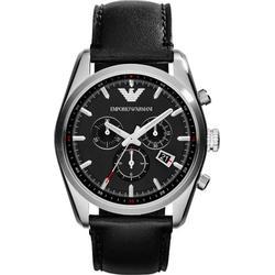 Emporio Armani AR6039 Black/Leather