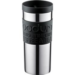 Bodum Travel Press Edelstahl Cafetière 0,35 L + extra Deckel