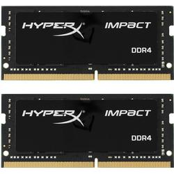 16GB (2x8GB) HyperX Impact DDR3-1600 CL9 SO-DIMM RAM